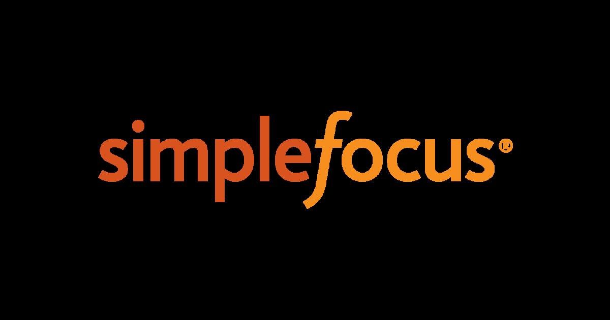 Web Design, Interface Design, User Experience | Simple Focus