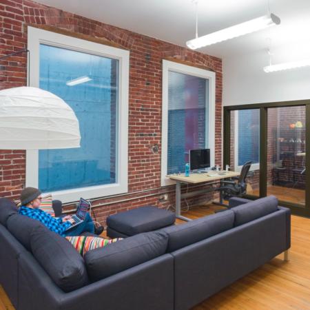 Portland office interior