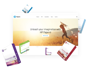 HP Papers homepage.